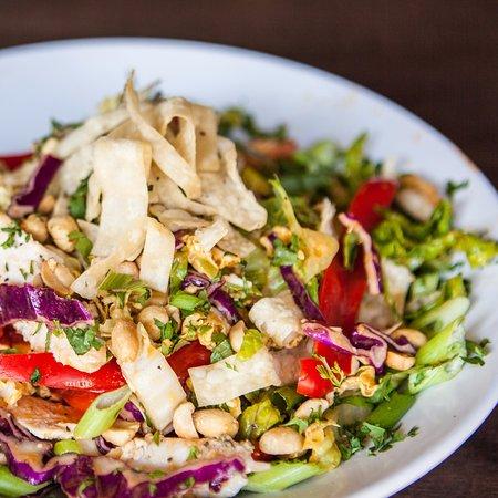 Broomfield, CO: Asian Salad