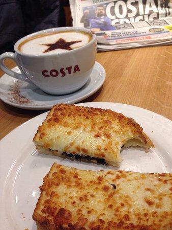 Costa Coffee Ringway Ramp Rd E Menu Prices