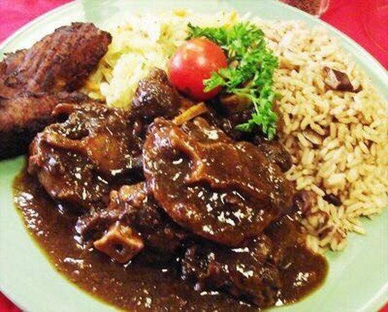Buccoo, Tobago: Cafe Down Low