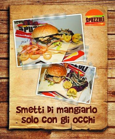 San Sebastiano al Vesuvio, Italia: I nostri panini