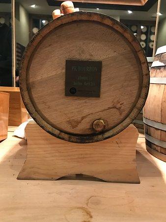 Carbondale, CO: our custom barrel