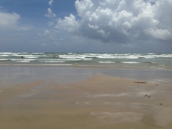 Surfside Beach, TX: Great water