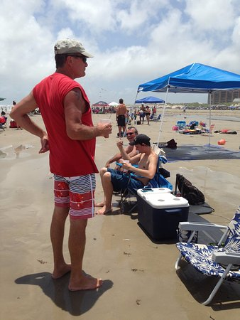 Surfside Beach, TX: Hanging out