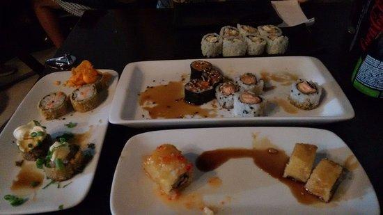 Canoas, RS: Sushi