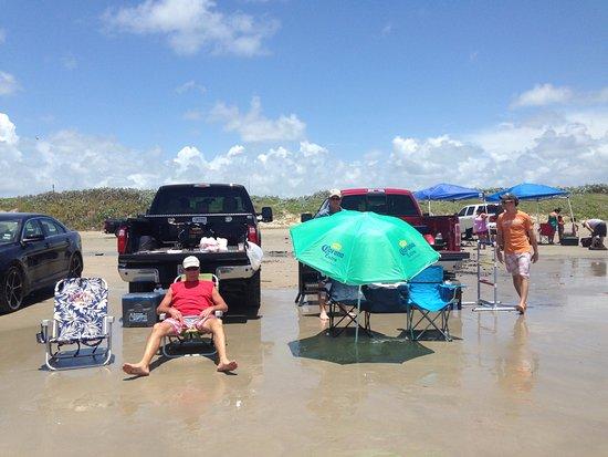 Surfside Beach, TX: Chilling
