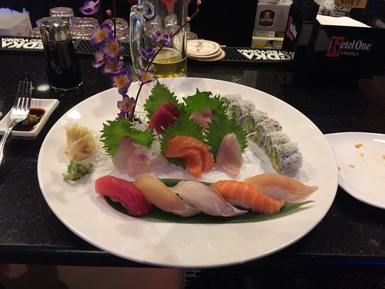 Hudson, WI : Sapporo Japanese Restaurant