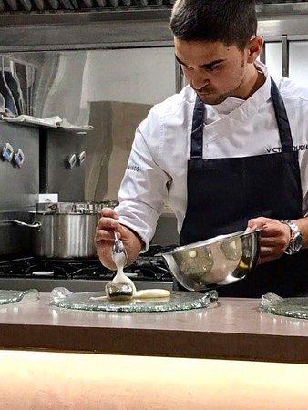Santiago del Teide, Spain: Víctor (chef)