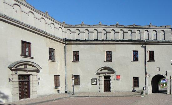 Zamek Kazimierza Wielkiego - Muzeum Regionalne