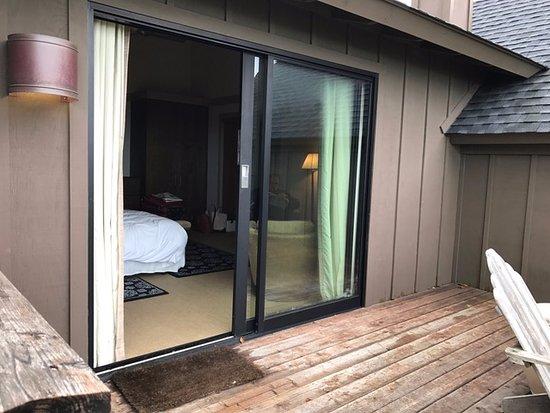 ลิตเทิลริเวอร์, แคลิฟอร์เนีย: Room 59 deck