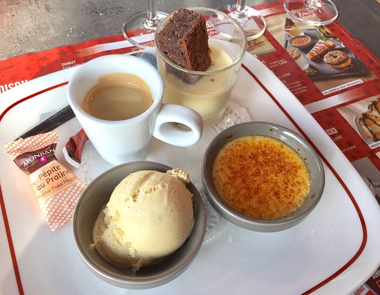 Saint-Egreve, Francia: Café Douceur