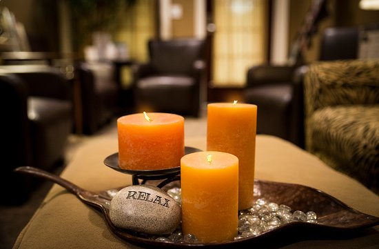 Gladwin, MI: Our relaxation room is where your entire relaxation journey begins!