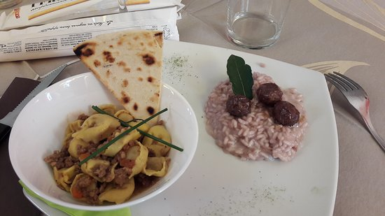 Caselle Torinese, อิตาลี: Ottimi piatti