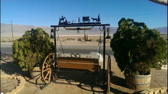 Trona, CA: Trails Drive In