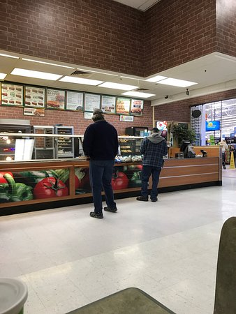 Price, UT: Subway