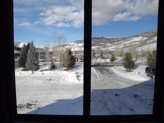 Silver Inn : view from window, 2nd floor