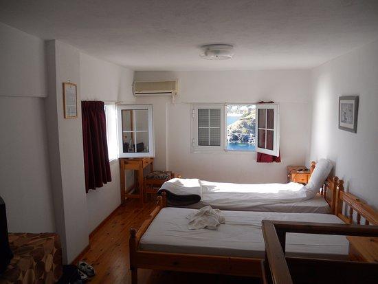 Villa Vasilis: номер: второй этаж