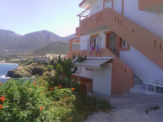 Villa Vasilis: кусочек отеля