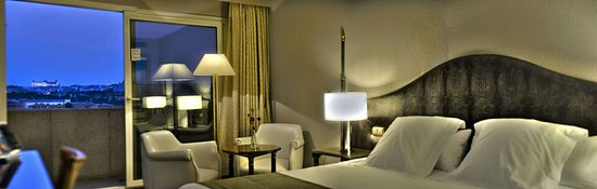 Hotel Beatriz Toledo Auditorium & Spa: Habitación Privilege Toledo