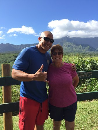 Hanamaulu, Гавайи: So much fun! We plan to go tubing every visit to Kauai! Guides are amazing!