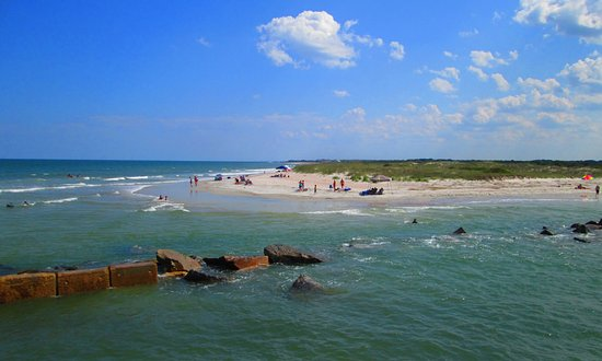 Fernandina Beach, FL: The northernmost tip of Florida's beaches, Ft. Clinch State Park, Amelia Island