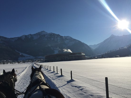 Reiten in Zell am See Kaprun
