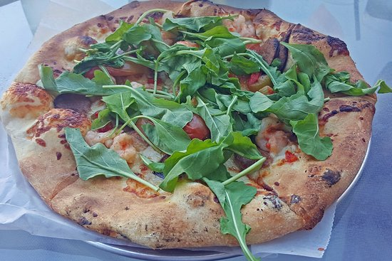 Bluffton, Caroline du Sud : My More Complex Pizza