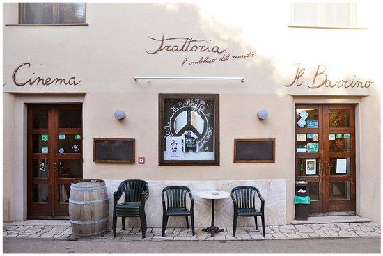 Montisi, İtalya: esterno ristorante
