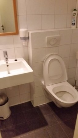 Hovden, Norway: separate toilett