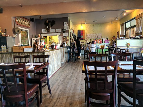 Middletown, Kalifornien: Buddha Thai Kitchen