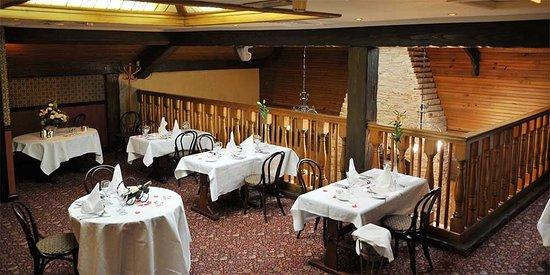 Mitchelstown, ไอร์แลนด์: Restaurant Area
