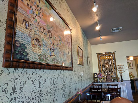 Middletown, Kalifornia: Buddha Thai Kitchen