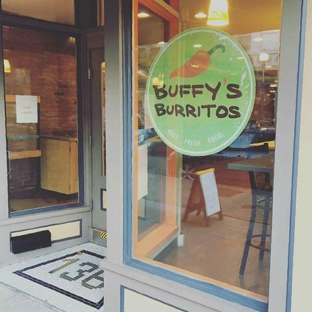 ‪‪Binghamton‬, نيويورك: Buffy's Burritos‬