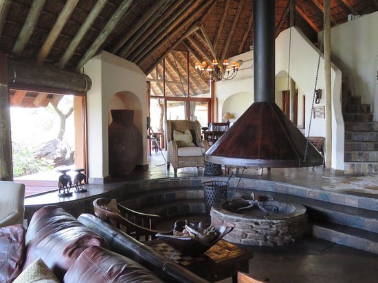 Welgevonden Game Reserve, Sudáfrica: Highly recommended lodge