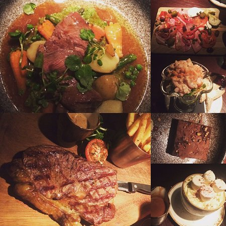 Hyde, UK: full 2 meals 3 courses