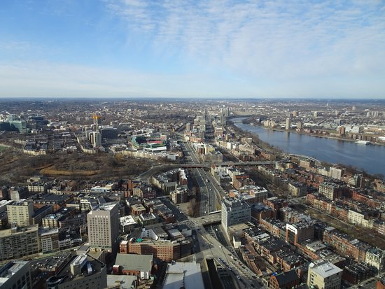 Skywalk Observatory: View from 50th Floor