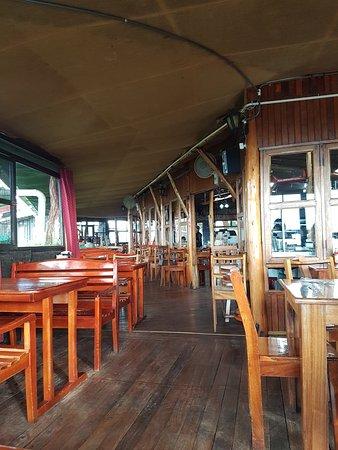 Naranjo, Costa Rica: View of the restaurant