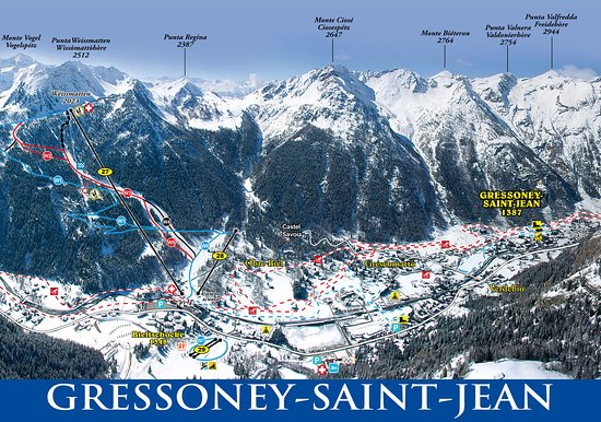 Gressoney Saint Jean Photo