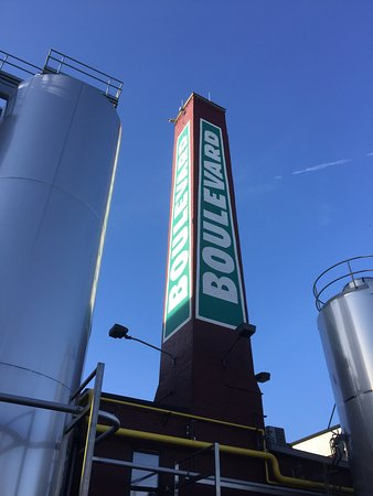 Boulevard Brewing Company: Boulevard Smoke Stack