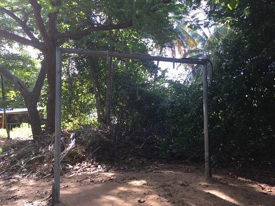 """Deshaies, Guadeloupe: Douche """"pas d'eau"""""""