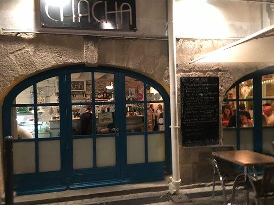 Rue De La Bleterie Restaurant Nantes