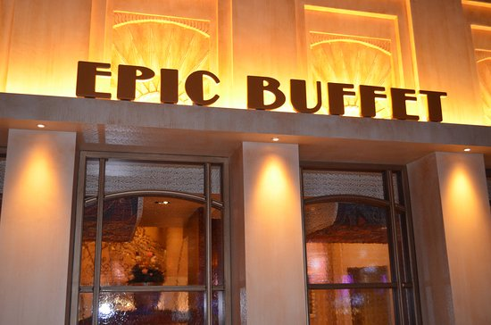 Toledo, OH: Epic Buffet 1 of 4 restaurants located on site.