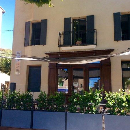 Caromb, ฝรั่งเศส: Restaurant Le 6 à Table
