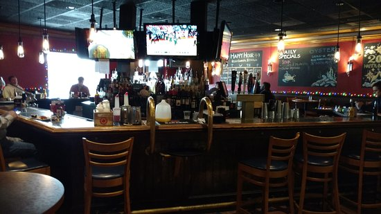 Lutherville, MD: The bar