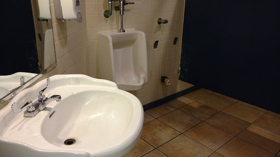 Lutherville, MD: Ah - the unsanitary bathroom