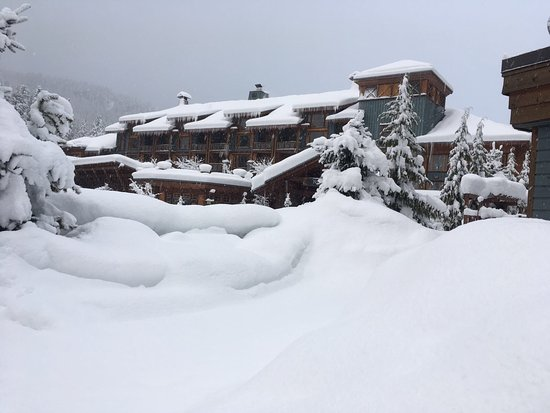 Nita Lake Lodge: photo0.jpg