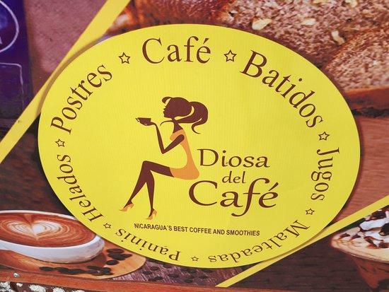 Rivas, Nikaragua: sign on our kiosk