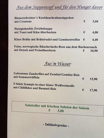 Tannesberg, Deutschland: Suppen
