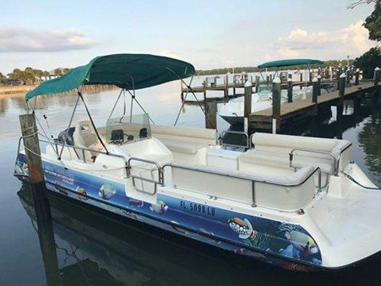Placida, FL: 22 foot deck boat