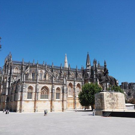 Batalha, Portugal: vista de fora