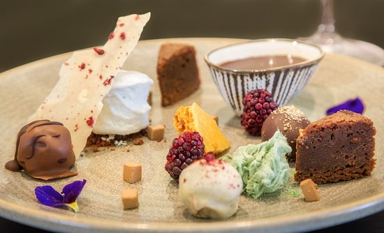 Upper Moutere, New Zealand: Our desserts are sure to delight